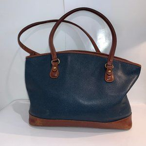 Coach Leather Tote - Made in USA